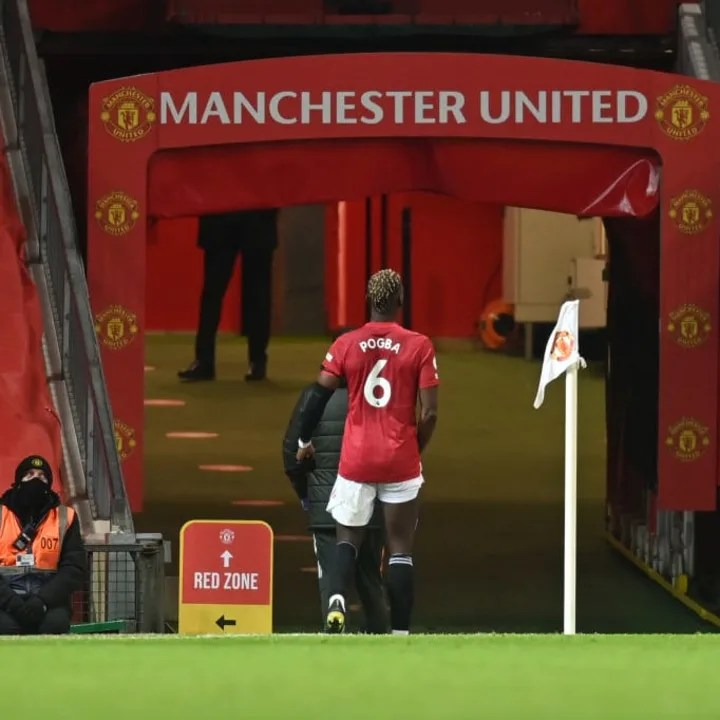 Injury has halted Pogba's fine vein of form