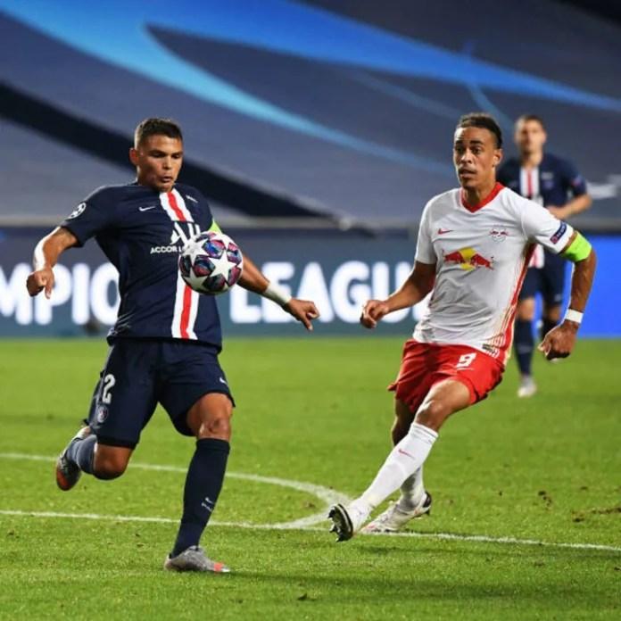 Thiago Silva, Yussuf Poulsen