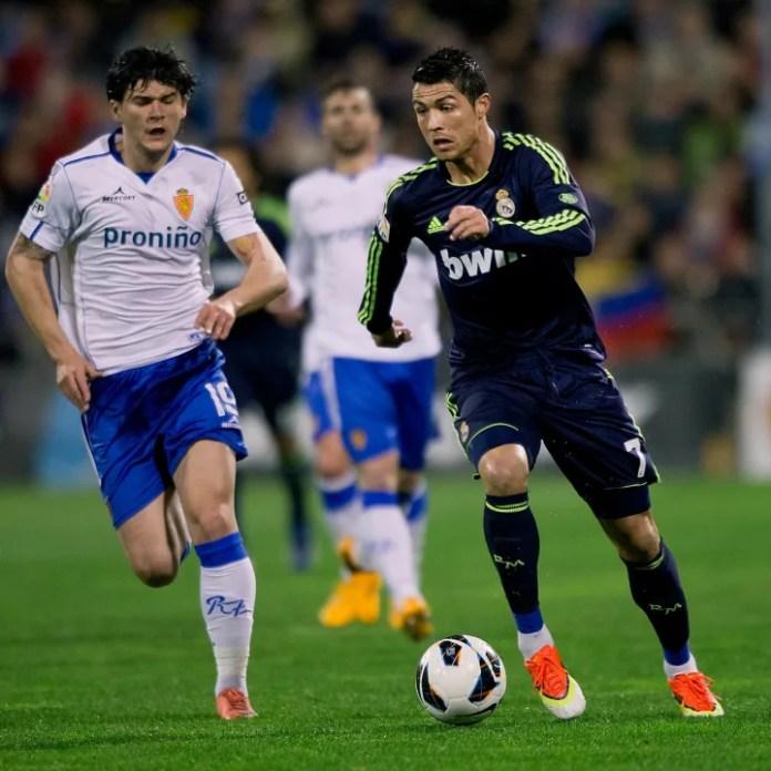 Cristiano Ronaldo, Cristian Sapunaru