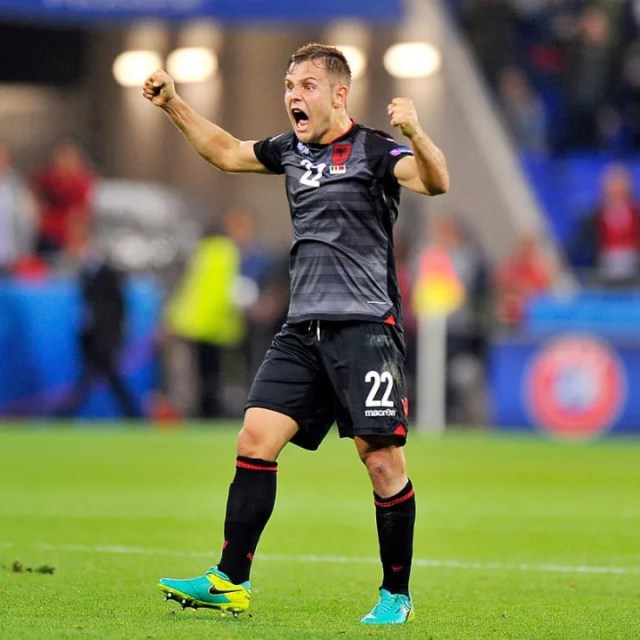 Romania v Albania - Group A: UEFA Euro 2016