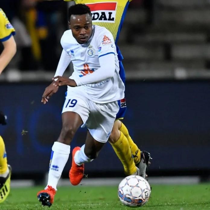 Percy Tau u emërua Proximus Lojtari i Vitit në sezonin e tij me Union Saint-Gilloise në 2018/19
