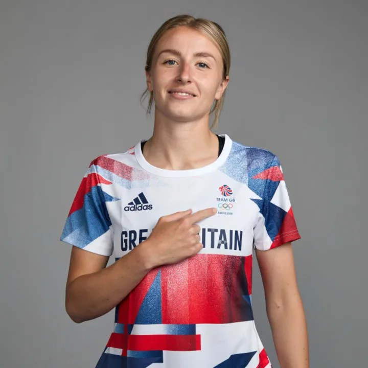 Leah Williamson has been selected in the squad