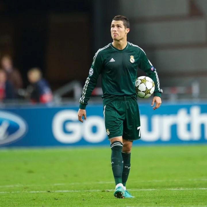 UEFA Champions League - Ajax v Real Madrid