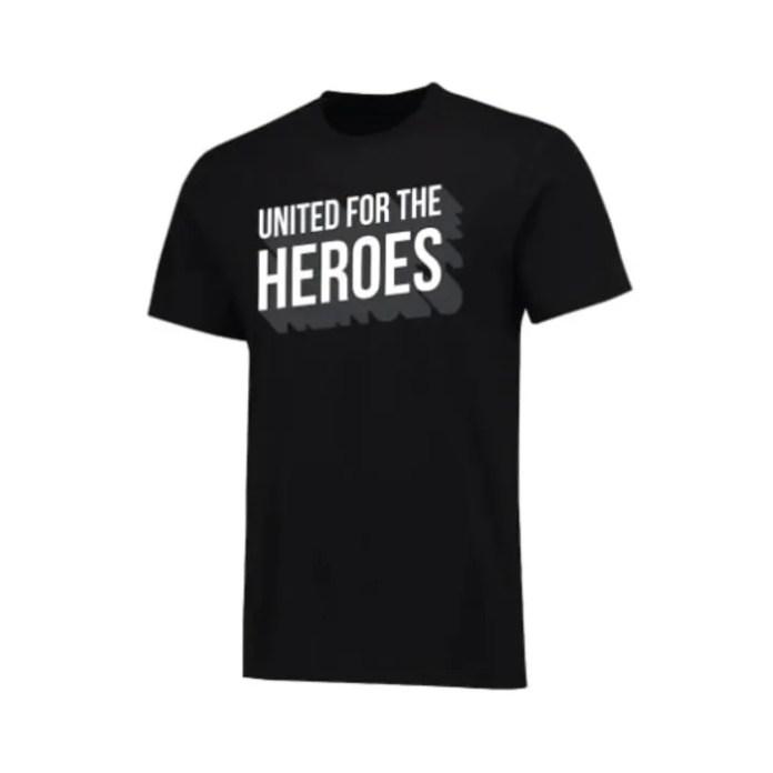 Bluzë e 'Bashkuar për Heronjtë'