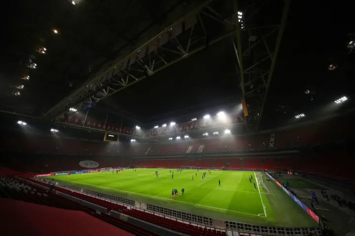 Ajax Amsterdam v Atalanta BC: Group D - UEFA Champions League