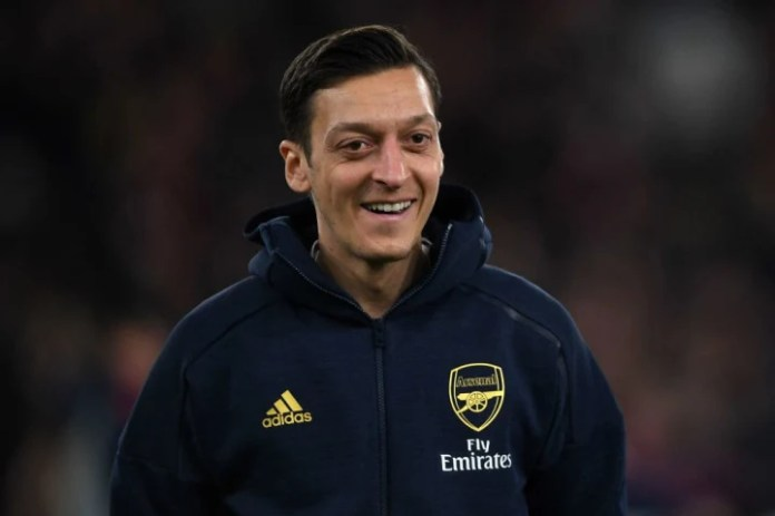 Ozil will earn four million euros a year with Fenerbahce