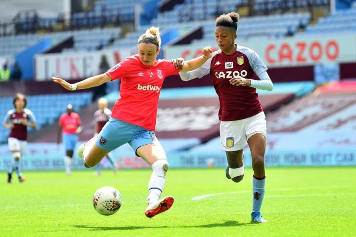 West Ham are safe from relegation but Aston Villa face a nervous wait