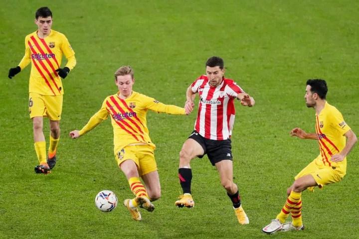 Athletic de Bilbao v FC Barcelona La Liga Santan 73eef67eb18002adb1e7866a78ea34be
