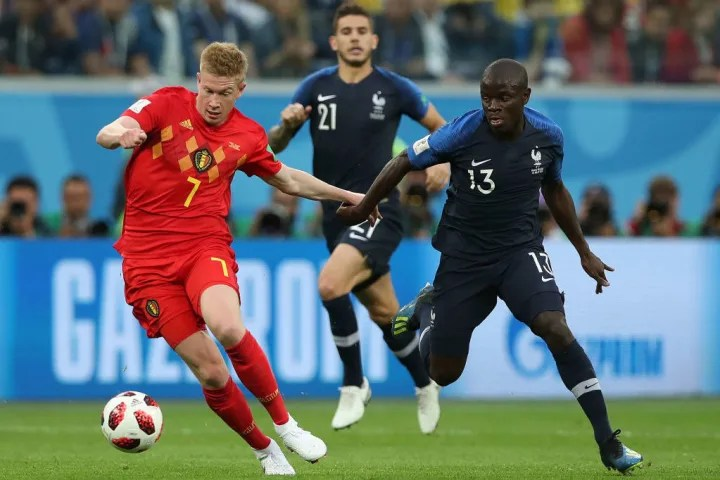 Belgium are 11/5 to win on thursday, with france 7/5 and the draw priced at 11/5. How to watch Belgium vs France on TV - UEFA Nations League