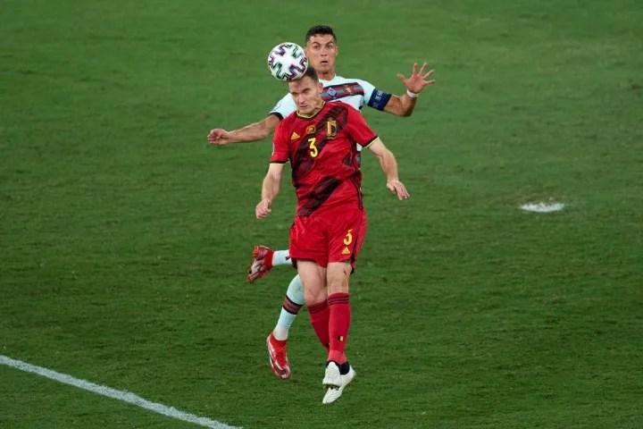 Thomas Vermaelen, Cristiano Ronaldo