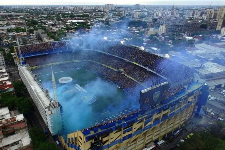 Boca Juniors v River Plate - CONMEBOL Libertadores Cup 2018