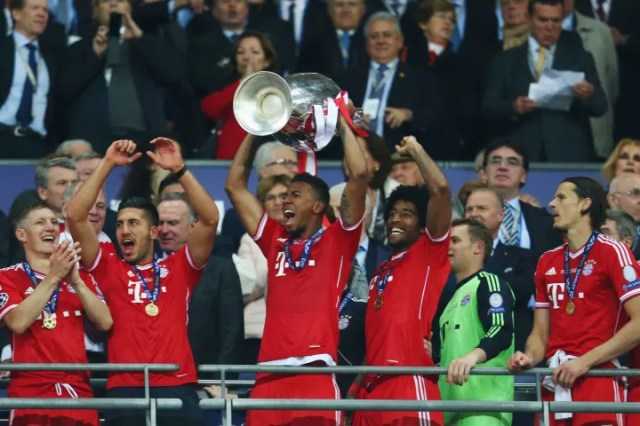 Jerome Boateng to Leave Bayern Munich in Summer With Arsenal, Chelsea &  Spurs Linked