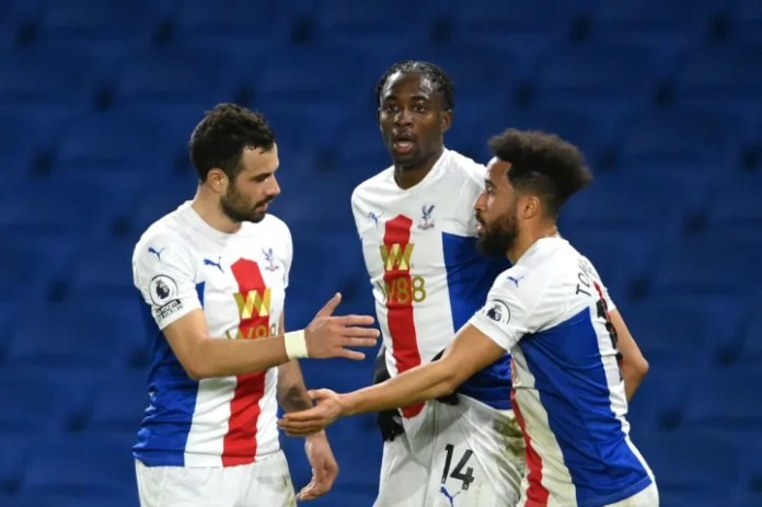 Jean-Philippe Mateta, Luka Milivojevic, Andros Townsend