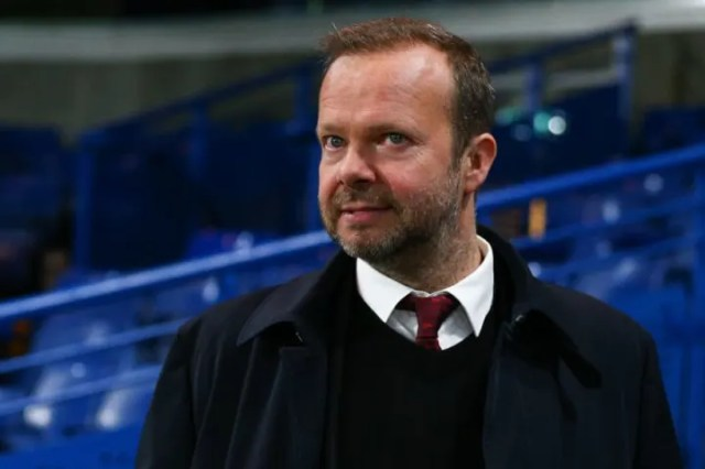 Ed Woodward will step down as Man Utd executive vice-chairman by the end of 2021