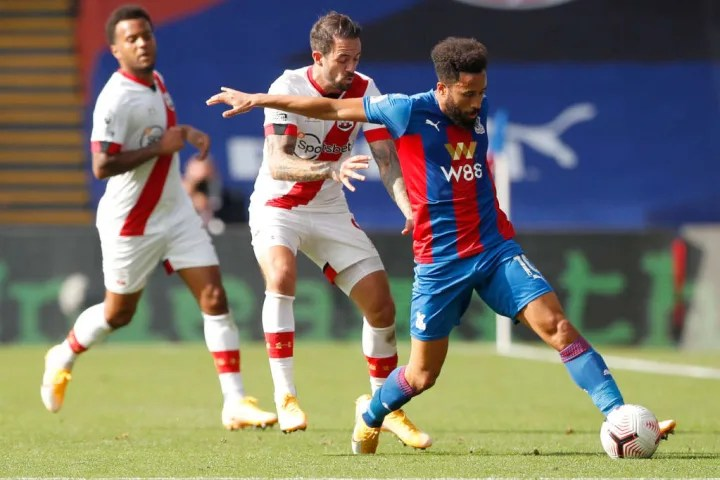 Andros Townsend, Danny Ings