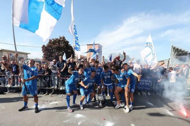 Empoli FC v US Lecce - Serie B
