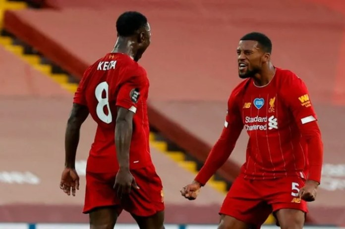 No-one wants Wijnaldum to leave, but sometimes, needs must