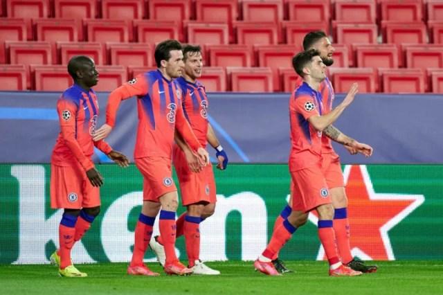 Chelsea overcame Porto in convincing fashion