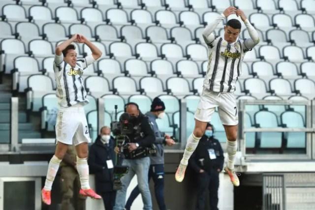 Cristiano Ronaldo, Federico Chiesa
