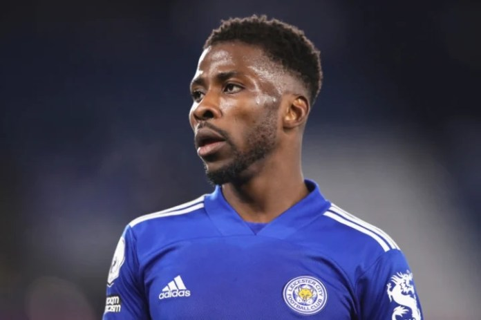 Leicester's Kelechi Iheanacho cannot stop scoring
