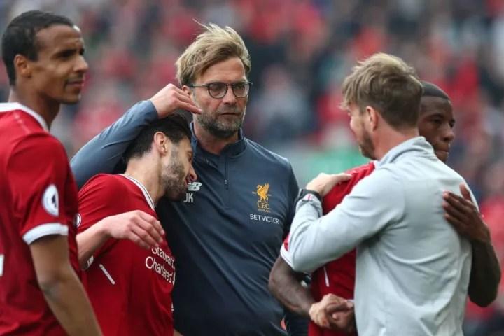 Klopp ha ottenuto un impressionante quarto posto con il Liverpool, nonostante gli infortuni di personaggi del calibro di Sadio Mane e Jordan Henderson