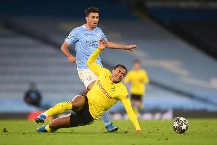 Man City 2-1 Dortmund: Player ratings