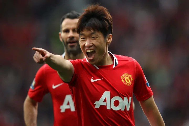 Park Ji-sung is a Manchester United favourite