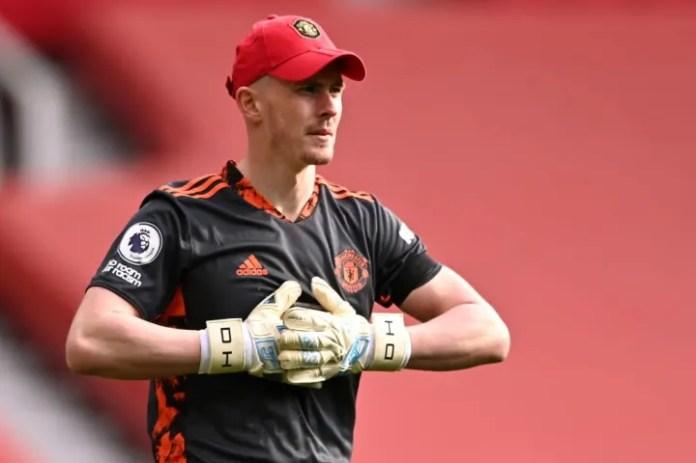 Dean Henderson is Man Utd #1 goalkeeper