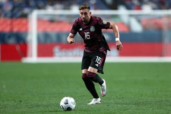 Héctor Miguel Herrera - Soccer Player