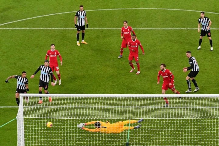 Karl Darlow's heroic deeds led the Champions League to its second consecutive draw against Newcastle