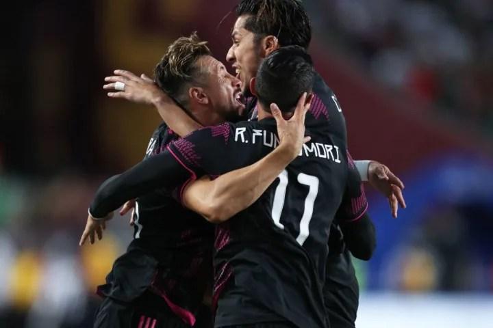 Héctor Miguel Herrera - Soccer Player, Hirving Lozano, Rogelio Funes Mori, Carlos Salcedo - Soccer Defender - Born 1993