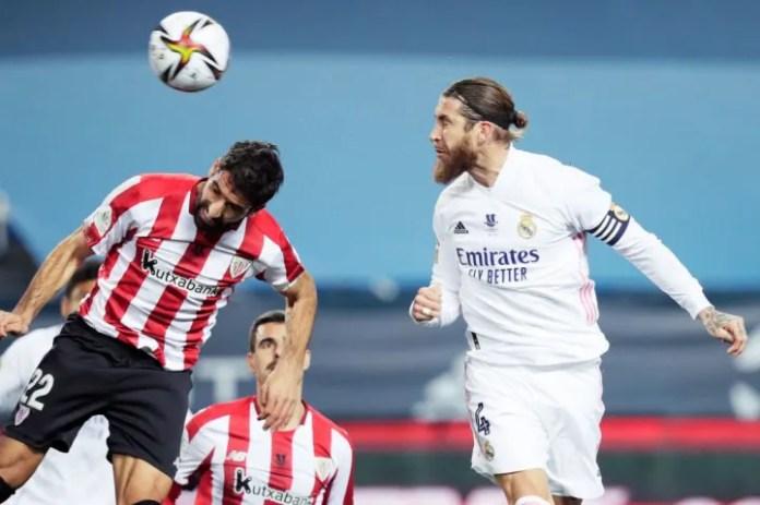 Raul Garcia, Sergio Ramos