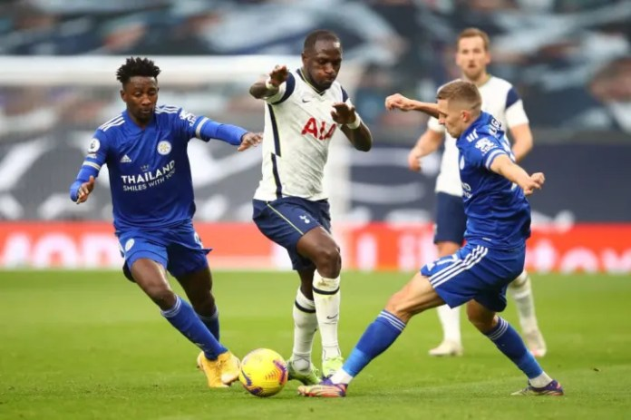 Wilfred Ndidi, Moussa Sissoko, Timothy Castagne