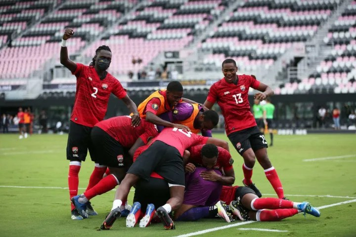 Trinidad & Tobago v French Guiana: Preliminaries Second Round - 2021 CONCACAF Gold Cup
