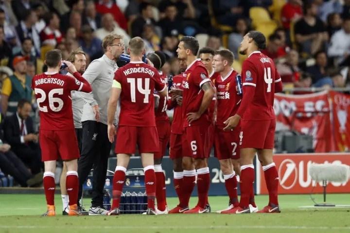 Il Liverpool di Klopp ha girato un angolo a gennaio 2018 - quando è arrivato Virgil van Dijk