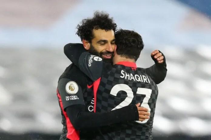 Mohamed Salah, Xherdan Shaqiri