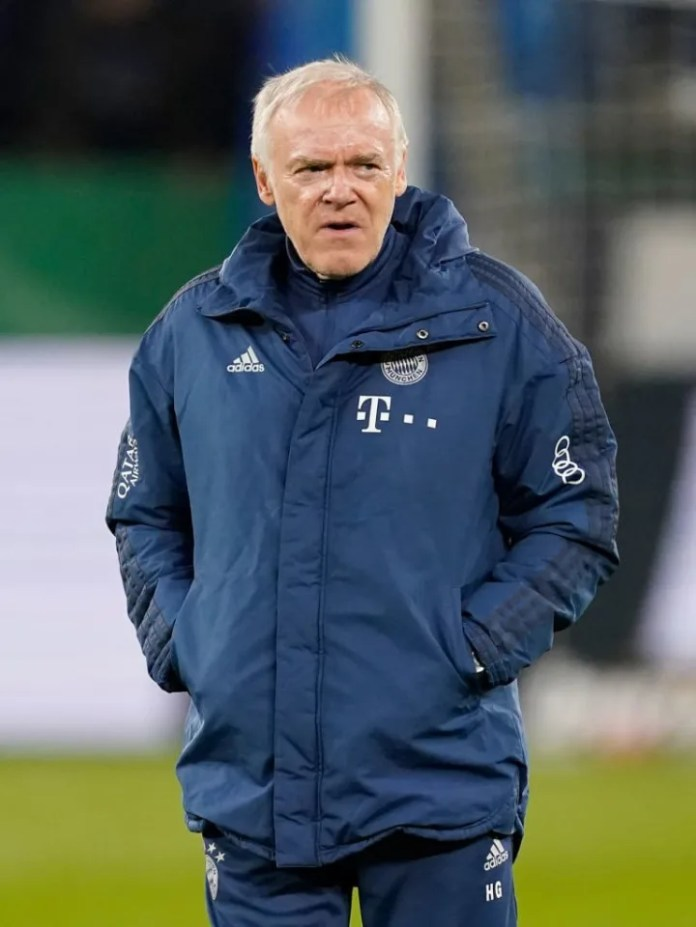Hermann Gerland has been involved at Bayern Munich since the 1990s