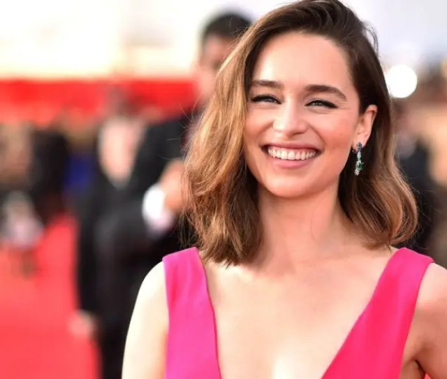 Emilia Clarke Proves Game Of Thrones Is Over With New Short Hairstyle Floor8