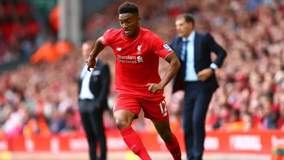 Liverpool's Joe Gomez Given Emotional Welcome After Return to ...