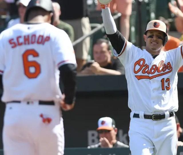 Report Orioles Making Good Progress On Manny Machado Trade