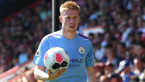 Kevin De Bruyne: How Man City's Returning Hero Is an Invaluable ...
