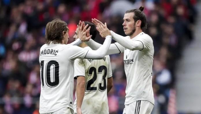 Gareth Bale,Luka Modric,Sergio Reguilon