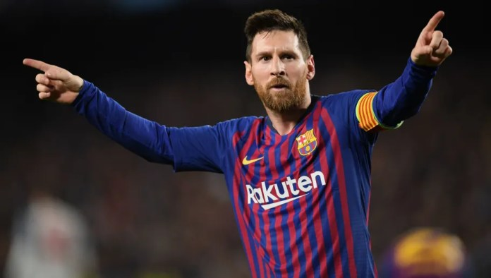 Image result for Lionel Messi UCL