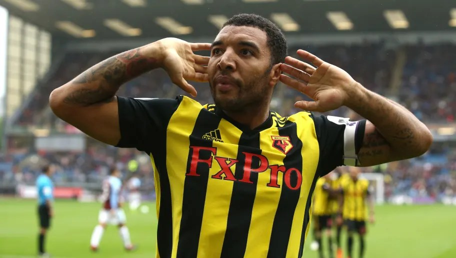 Watford Captain Troy Deeney Lifts Lid on How He Copes With Battling Mental  Health Issues | 90min