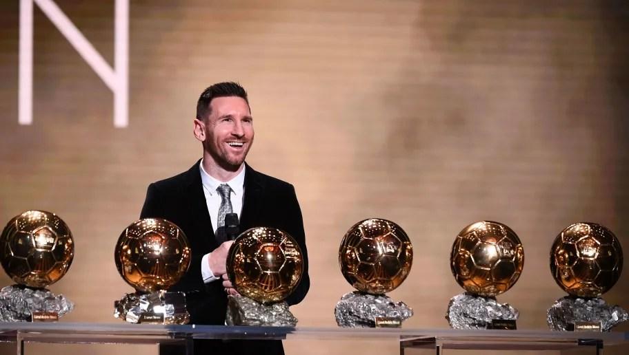 Messi dành QBV thứ sáu cho gia đình nhỏ   90min