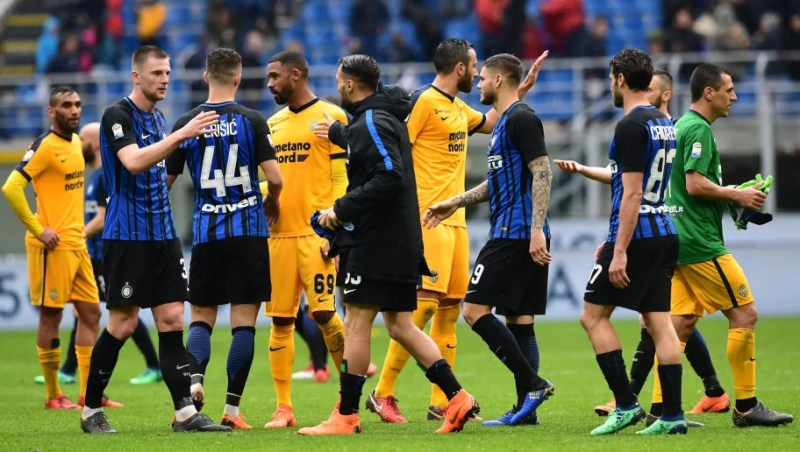 Inter vs Hellas Verona: 8 Key Facts & Stats to Impress Your Mates Ahead of  Serie A Clash   90min