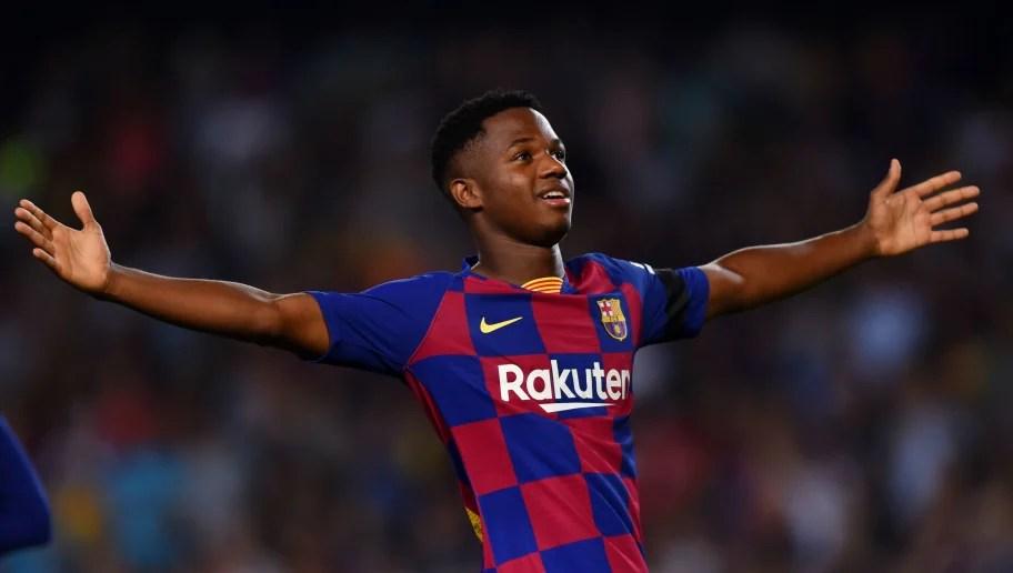 Ansu Fati: Kỷ lục gia 16 tuổi của Barcelona là ai? | 90min