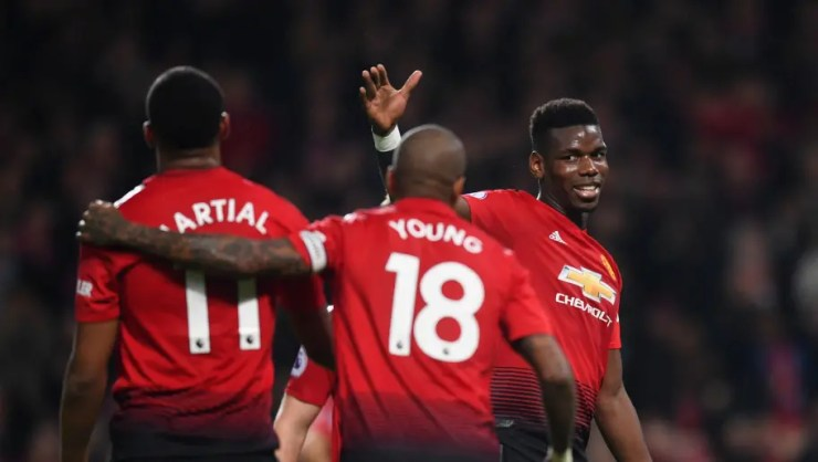 Image result for manchester united under solskjaer  PSG manager reveals the Manchester United stars he is scarred of facing manchester united v afc bournemouth premier league 5c29e011fc664ac9d40001b3