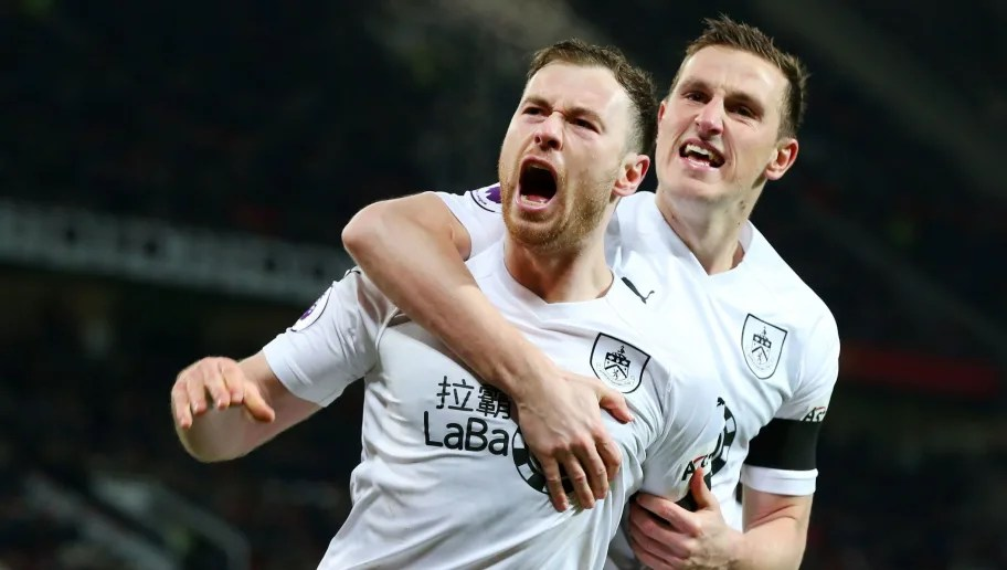 Ashley Barnes,Chris Wood