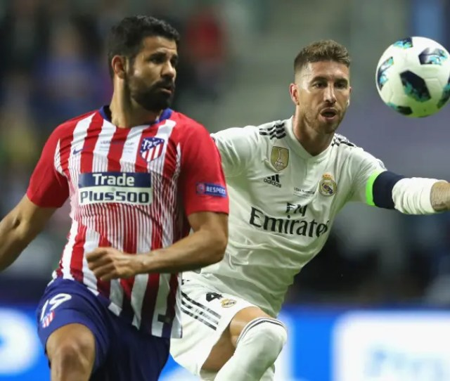 Real Madrid Vs Atletico Madrid  Classic Encounters Ahead Of La